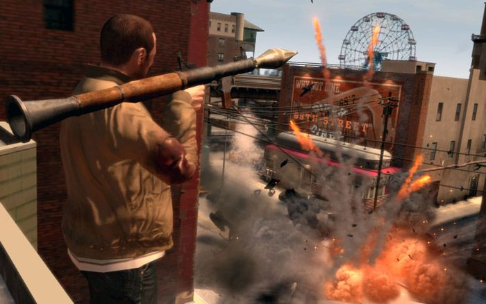 Free Download Grand Theft Auto IV para Windows