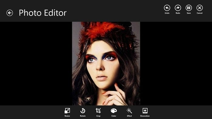 Download grátis PhotoEditor for Windows 10