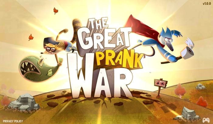Free Download The Great Prank War para Android