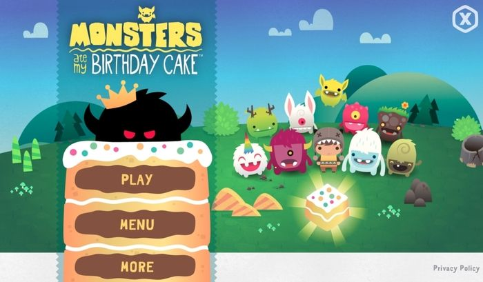 Download grátis Monsters Ate My Birthday Cake 1.0.1