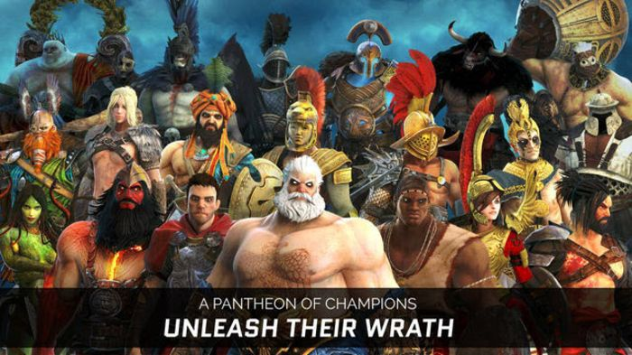 Download Gods of Rome para Android