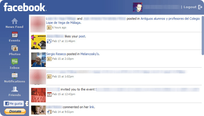 Baixar Facebook Notifications para Windows