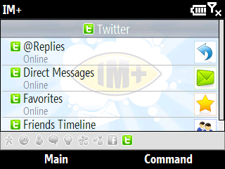 Free Download IM+ All-in-One Mobile Messenger (SP) 7.7.2