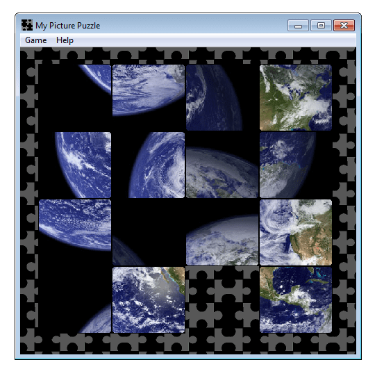 My Picture Puzzle para Windows