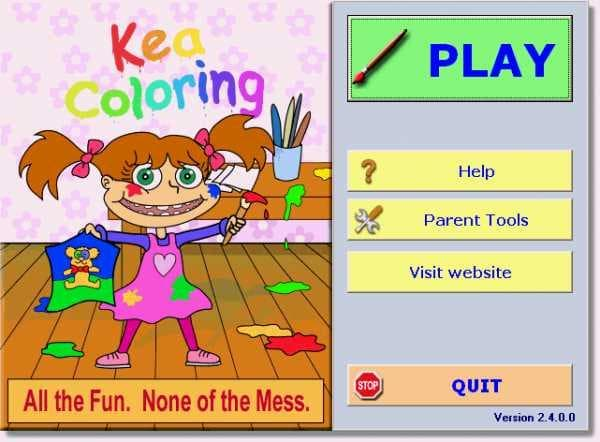 Kea Coloring Book para Windows