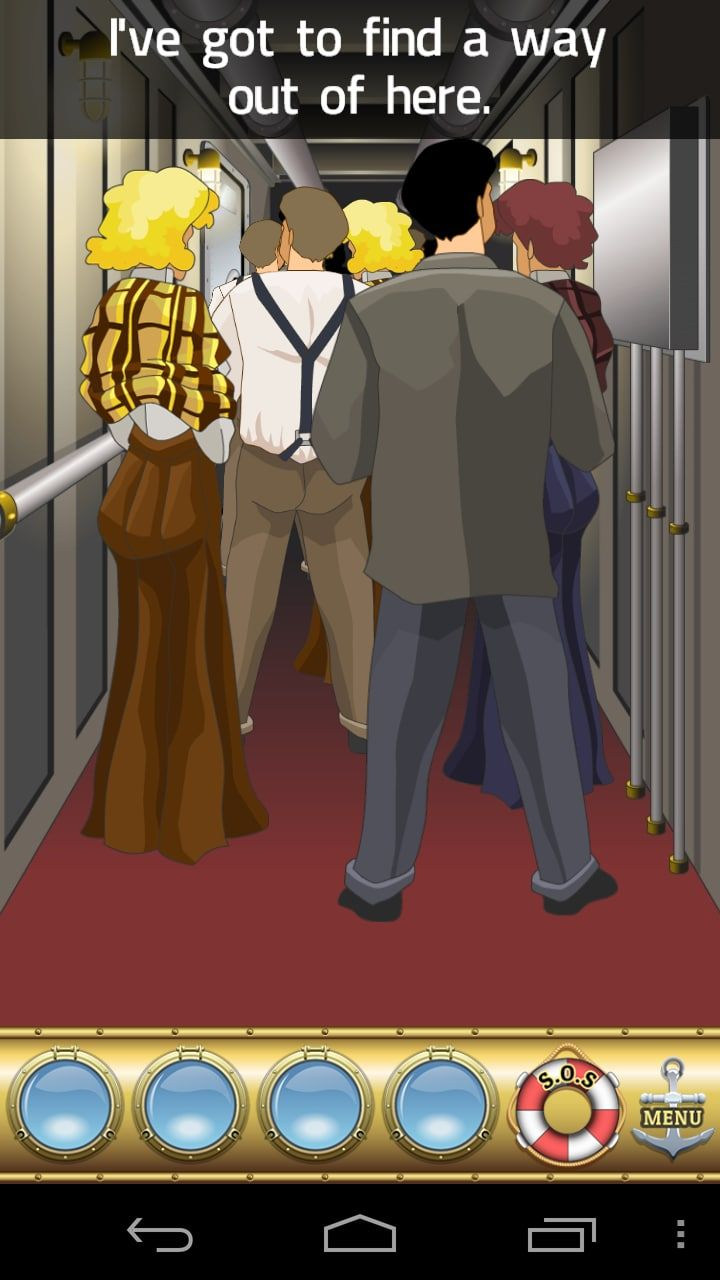 Download Free Escape The Titanic para Android