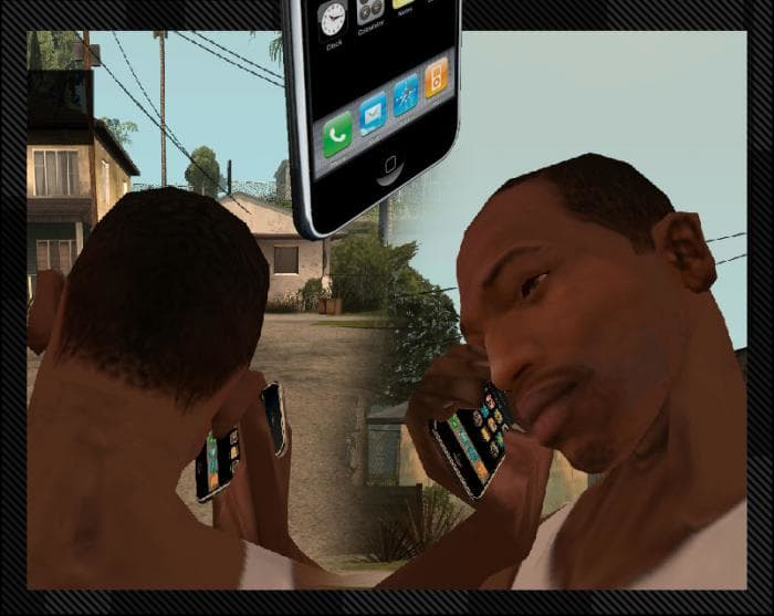 Baixar GTA iPhone and Accessories