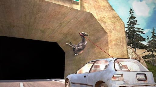 Download grátis Goat Simulator para Android
