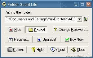 Folder Guard XP Edition 7.9