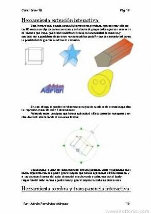Tutorial de CorelDraw 10 1.0