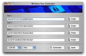 Wireless Key Generator 1.0